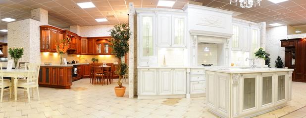 Салон итальянских кухонь BRAVO! в Санкт-Петербурге